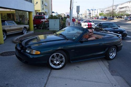 jason gilliard's 1997 ford mustang gt convertible