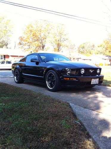 JAY BUSSEY's 2006 FORD MUSTANG GT
