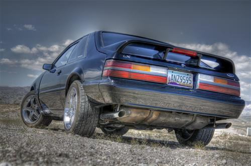 Jeff Eaton's 1991 Ford Mustang LX