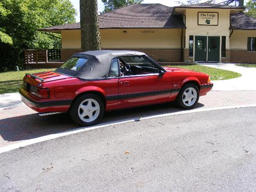 Jeff Granitto's 1989 Ford Mustang LX
