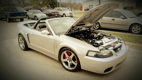 Jefferson  Criollo 's 2003 Ford Mustang