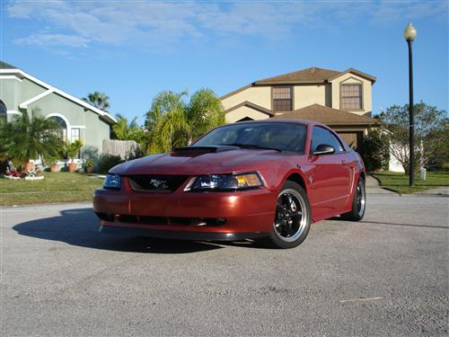 Jeremy Tew's 1999 Ford Mustang V6