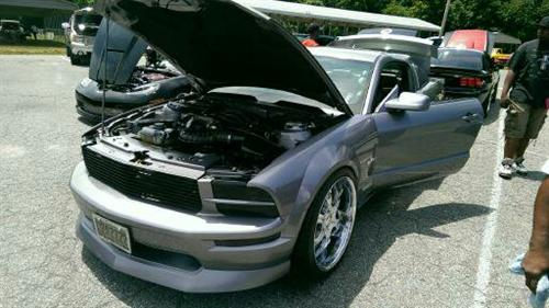 Jerry Spears' 2009 Ford Mustang