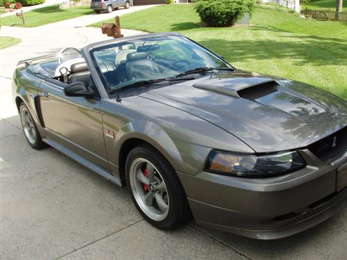 Jerry Strannigan's 2001 Mustang GT