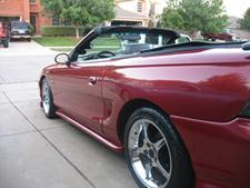 Jesse Contreras Jr.'s 1995  Ford Mustang Cobra