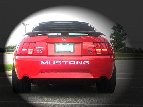 Jim McElhinney's 2003 Ford Mustang Mach 1