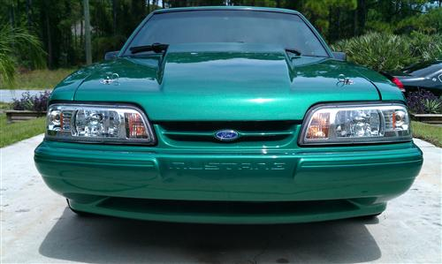 Joe Stanson's 1992  ford mustang lx 5.0