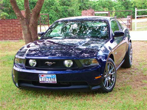 JOEY LOZANO's 2001 FORD MUSTANG
