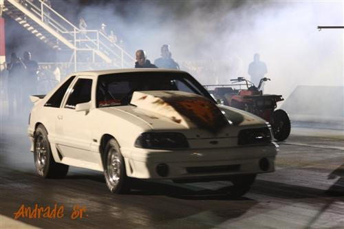 John  Andrade 's 1988 Ford Mustang GT