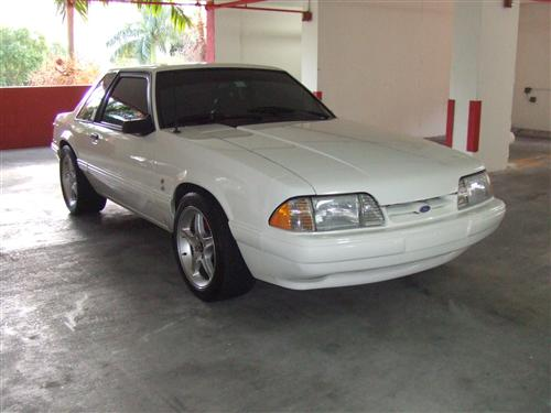 Jose Fernandez's 1993 Ford Mustang