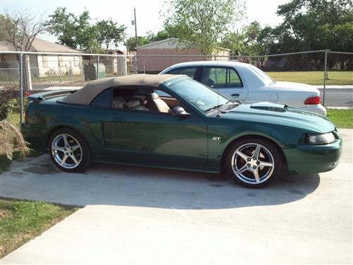 Jose Gomez's 2001 Ford Mustang GT