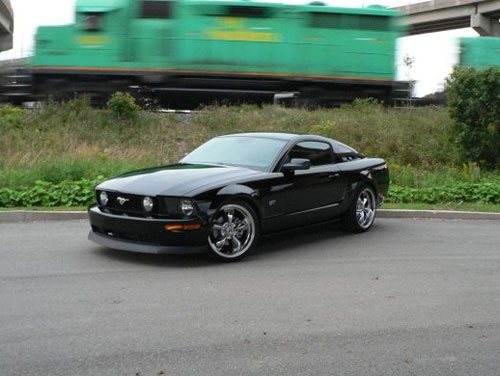 JP Gordon's 2007 Ford Mustang GT