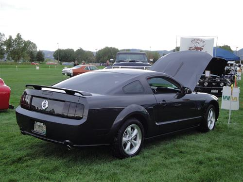Justin Phillips' 2007 Ford Mustang GT