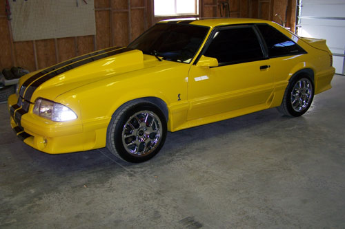 Kevin McBrayer's 1990 Ford Mustang GT