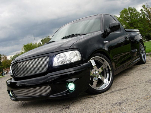 Keith  Grey's 2003 Ford Lightning