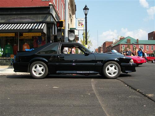 Kaleb Kelly's 1993 Ford Mustang
