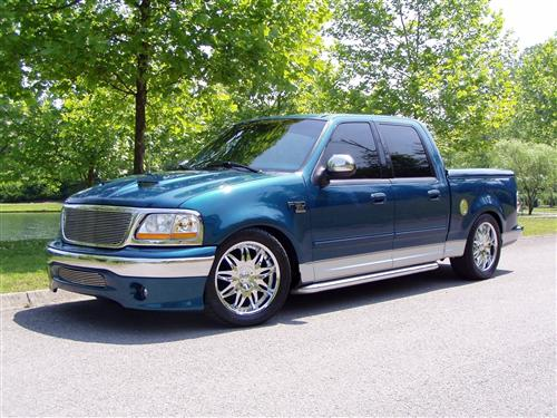 kenny  weaver's 2001 ford f-150 supercrew