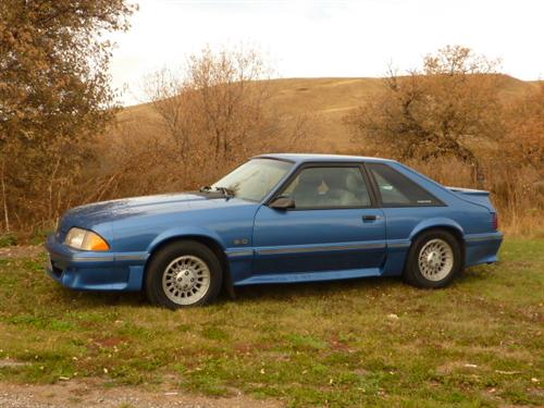 Kevin Cook's 1988 Ford Mustang GT