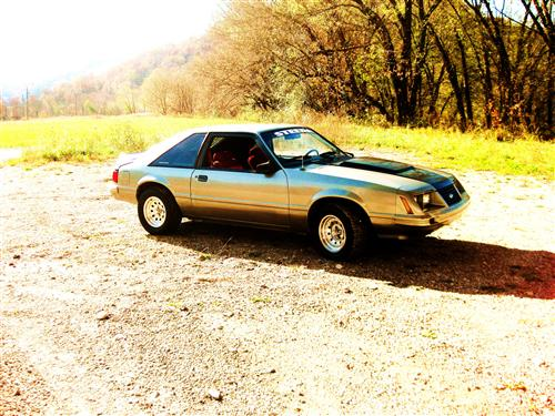 Kyle Collett's 1984 Ford  Mustang