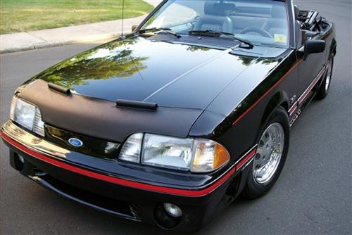 L Bolick's 1989 Ford Mustang GT convertible