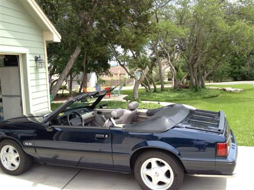 Larry R's 1991 Mustang 5.0