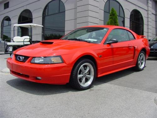 Les Johnson's 2001 Ford Mustang GT