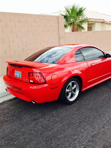 Lonnie Crose's 1999 Ford Mustang GT