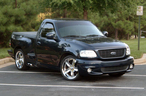 Matt Jolley's 2002 Ford Lightning