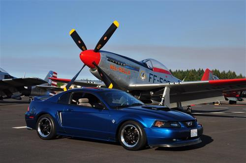 Mark Wickham's 1999 Ford Mustang