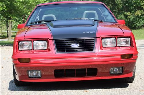 Mark Whiteside's 1983 Ford Mustang GT