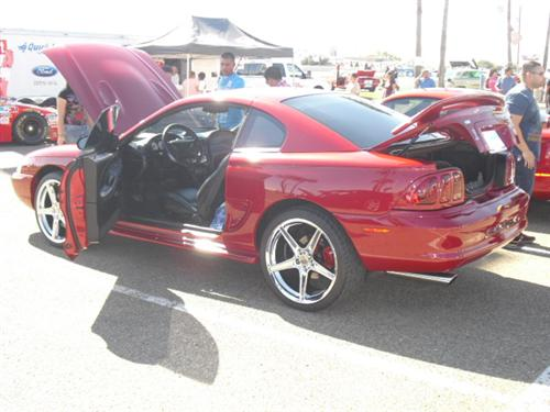 Martin Leal's 1996 Ford Mustang Cobra