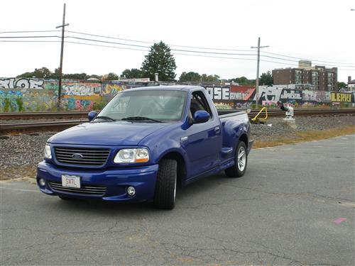 Matt Green's 2004 Ford Lightning