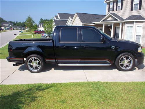 michael  dryden's 2001 ford  f150 HD