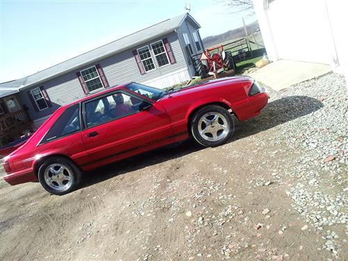 Michael Bailey Jr's 1993 Ford Mustang