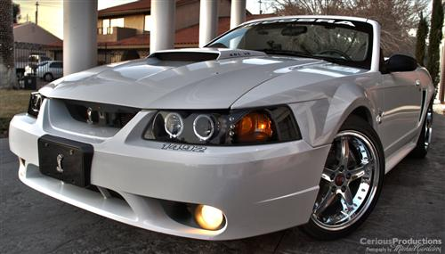 Michael Cerdeiros' 1999 Ford Mustang Cobra