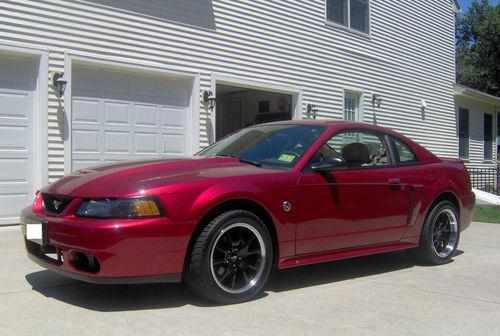 Michael Dougherty's 2004 Ford Mustang GT