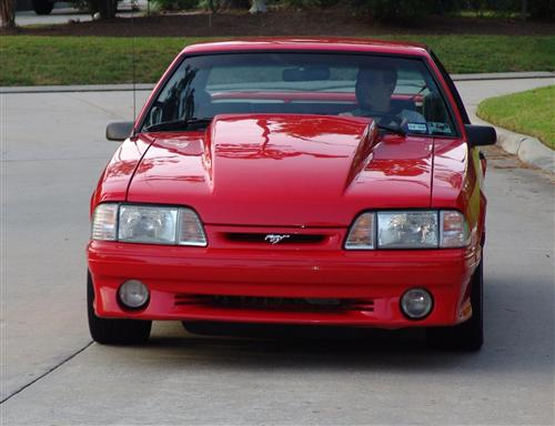 Michael Miotke's 1993 Ford Cobra Mustang