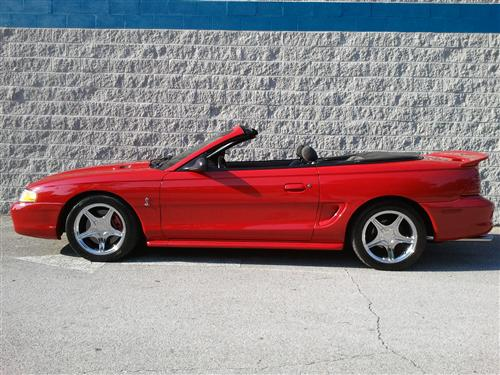 Mike Fink's 1994 Ford Mustang