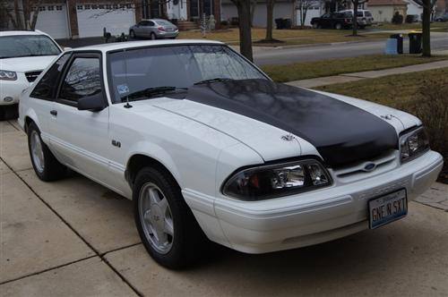 Mike Kloc's 1991 Ford Mustang LX