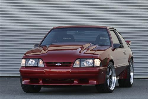 Mike McKinnon's 1991 Ford  Mustang
