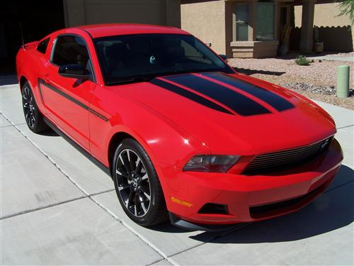 Mike Penniman's 2012 Ford Mustang