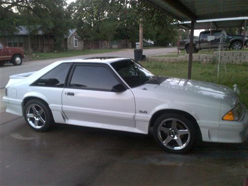 mike summers' 1992 Ford  Mustang GT