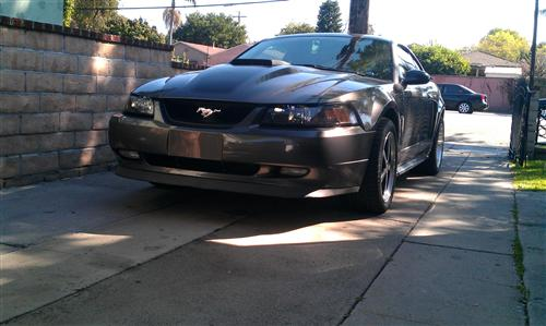 Moises Leon's 2003 Ford Mustang Mach 1