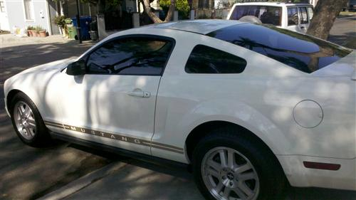 Mustapha Fawal 's 2008 Ford Mustang