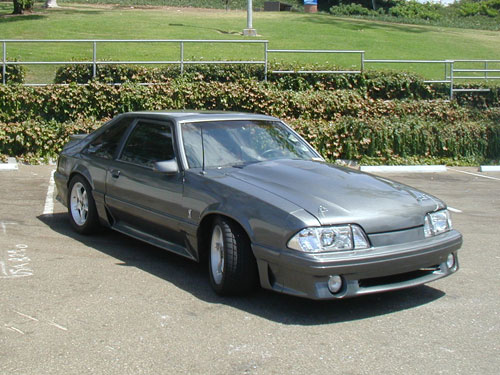 Norris Taylor's 1992 Ford Mustang GT