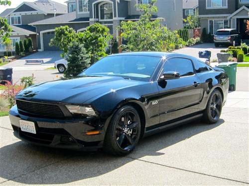 Nathan King's 2011 Ford  Mustang
