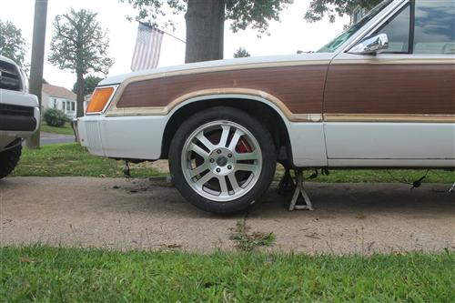 NELZ DADDYWAGON's 1985 FORD LTD