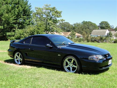 Nick Claytor's 1994 Ford Mustang GT