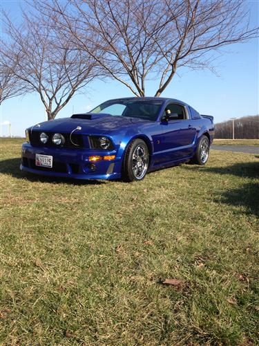 Owen Rosier's 2005 Ford Mustang