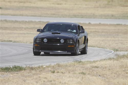 Paul Cates' 2008 Ford Mustang